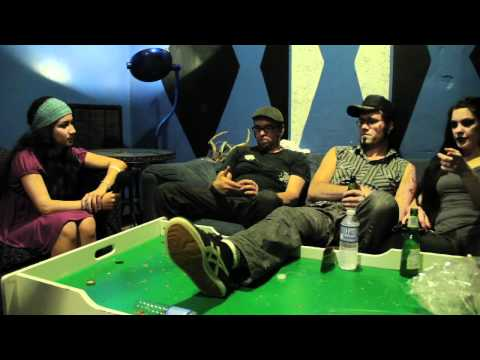 Beats Antique interview presented by The Brain Trust