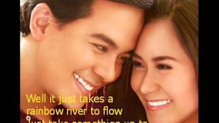 Sarah Geronimo - It Takes A Man And A Woman Lyrics