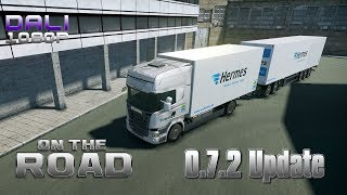 oN THE ROAD - Truck Simulator  0.7.2 Update
