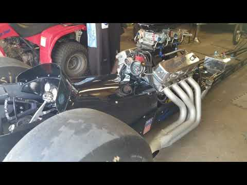 Front engine dragster,,,,,    Ready to go