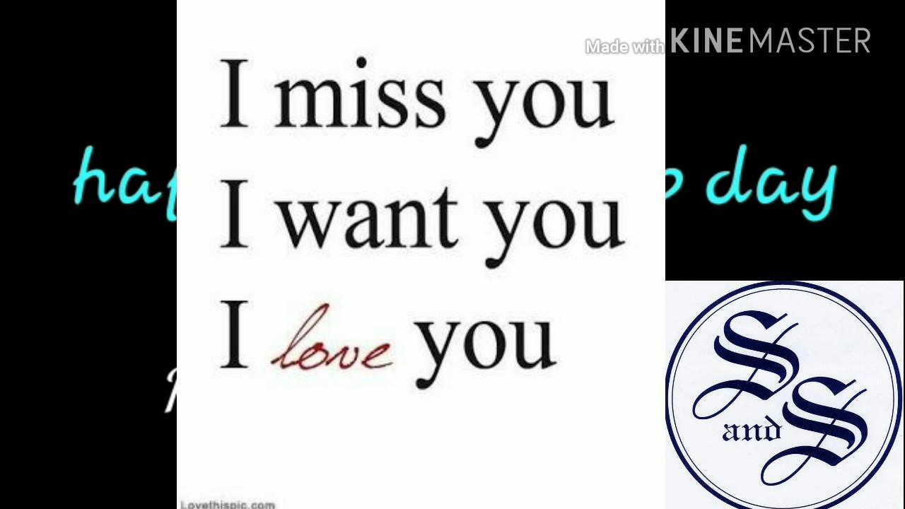 I Miss You So Much My Dear Anmol , Love U So Much Meri Jaaaan