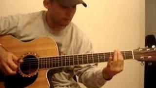 "Slack Key Guitar ""Maori Brown Eyes"""