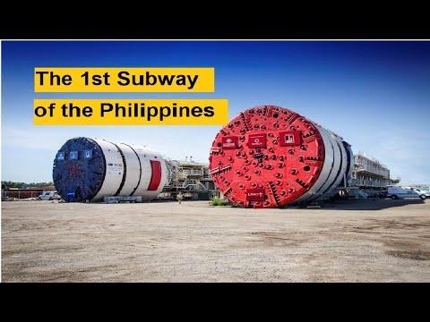 The Metro Manila Subway - Update 1