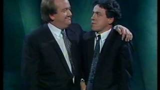"Mel Smith & Griff Rhys Jones - ""The Kiss"" -"