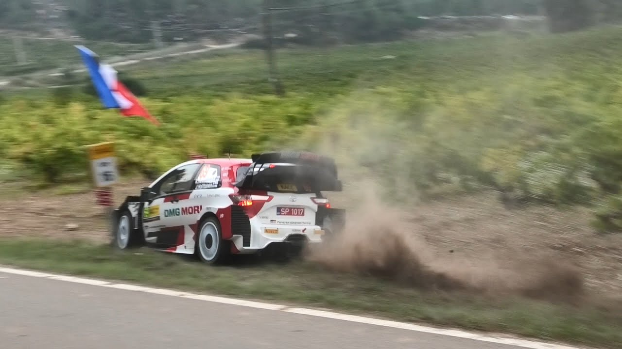Download WRC Rally Catalunya 2021 - FLAT OUT