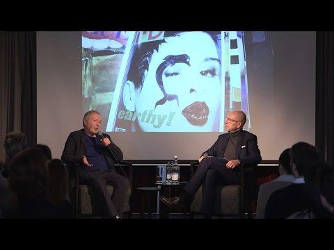 LFW Talk Series: Terry Jones in Conversation with Dylan Jones
