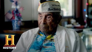 Ray Chavez: Pearl Harbor's Oldest Living Survivor | History