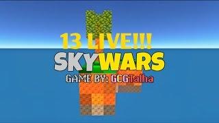 ROBLOX SKYWARS #13 LIVE AGAIN!!!