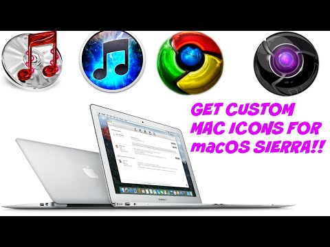how to change the default folder icon on mac os x funnycat tv. Black Bedroom Furniture Sets. Home Design Ideas