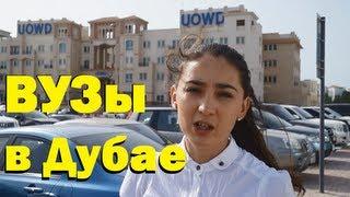Образование в Дубае, университеты Дубая