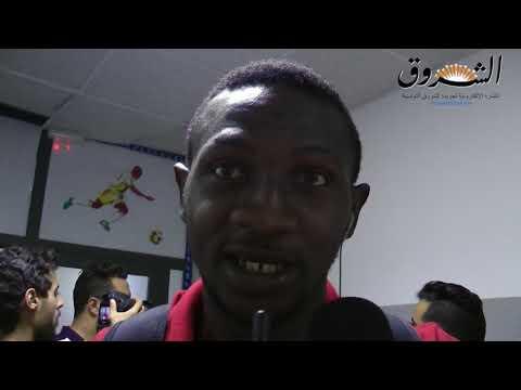 تصريحات لاعبي النادي الافريقي بعد مباراة الجليزة  - نشر قبل 7 ساعة