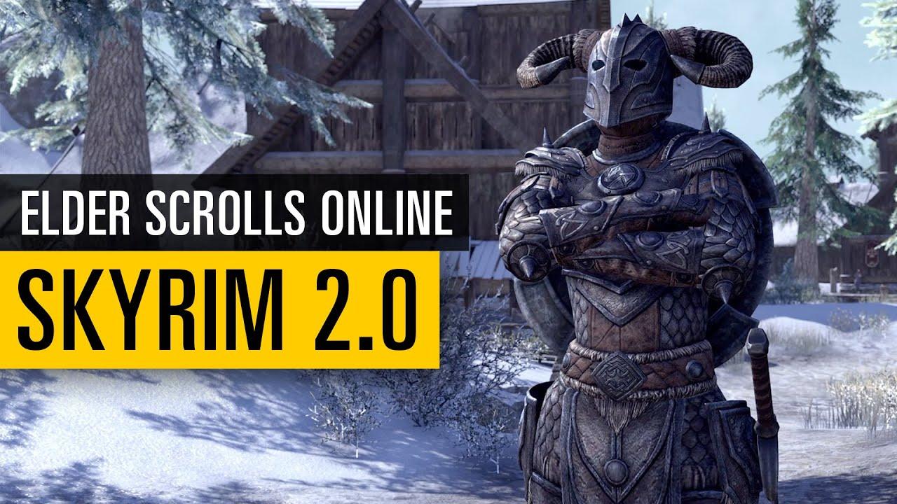 Skyrim Online Spielen