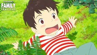MIRAI | Heartwarming Trailer for Mamoru Hosoda Anime Film