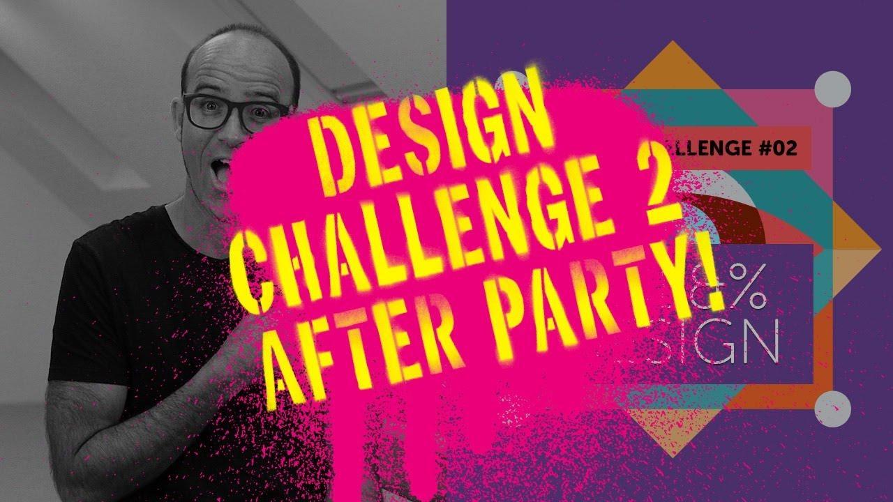After Party 2 for Design Challenge #BYOLChallenge 02