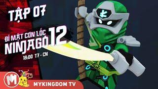 BÍ MẬT CƠN LỐC NINJAGO - Phần 12 | Tập 07: Vách Đá Của Sự Cuồng Loạn - Phim Ninjago Tiếng Việt