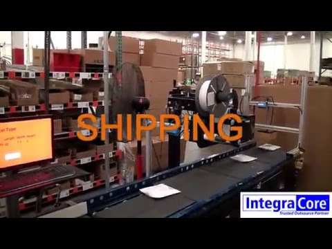 IntegraCore Logistics and Shipping Services