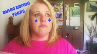 Shake It Off With Angela Week 21! Binge Eating Tears!