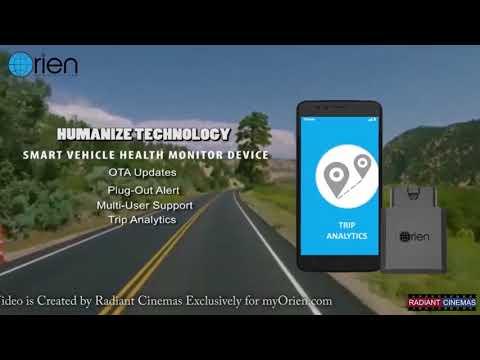 myOrien- Car & Vehicle Health Monitoring Device