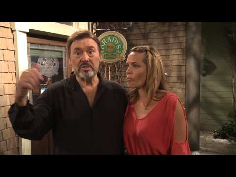 Joseph Mascolo & Arianne Zucker 'Days of our Lives' Interview!