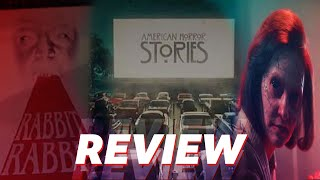 """American Horror Stories: Episode 3 Review """"Drive In"""""""
