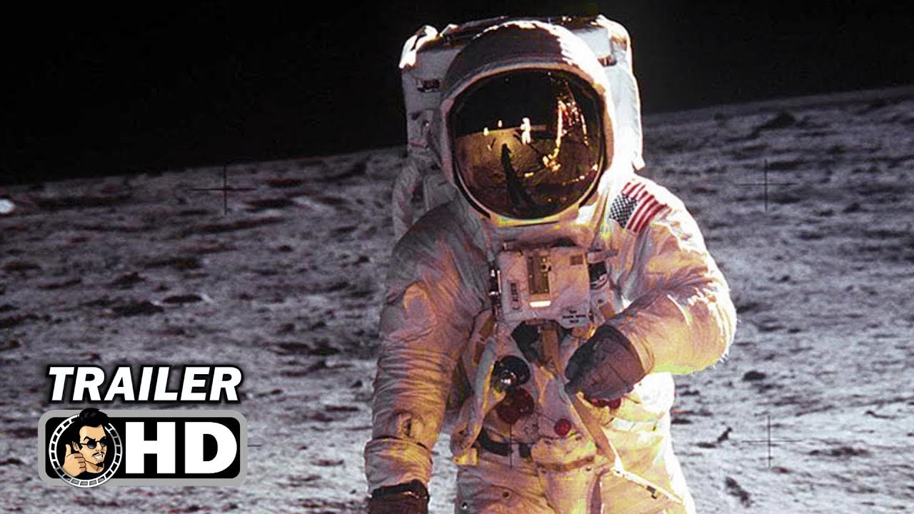 APOLLO 11 Trailer (2019) Moon Landing IMAX Documentary ...