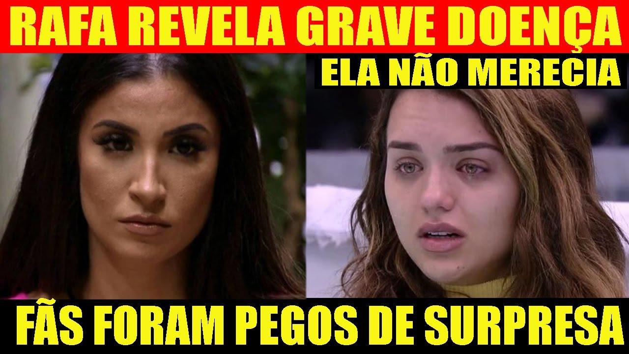 Aos 27 anos, Chega Triste Notícia de Rafa Kalimann do BBB20... Bianca Andrade e Babu Santana