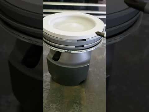 Detroit 12.7 Eliminator piston