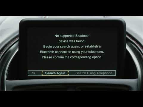 How to use the DB11 Infotainment System