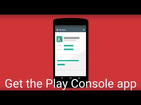 Google Play Console 1