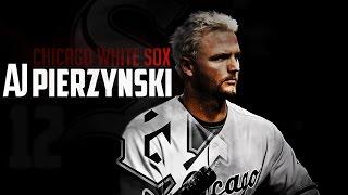AJ Pierzynski Career White Sox Highlights