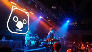 The Wombats - White Eyes live Prague 18 (Lucerna)