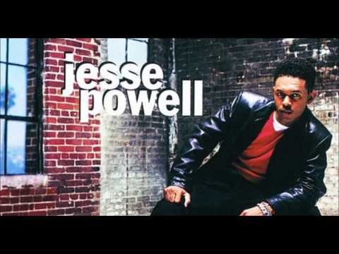 Jesse Powell - I Will Be Loving You