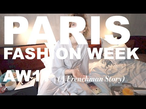 Paris Fashion Week AW17 - Come backstage with me !