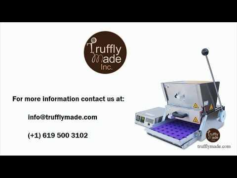 Truffly Made Algorithm Universal Prototype - Semi Automatic Candy Depositor