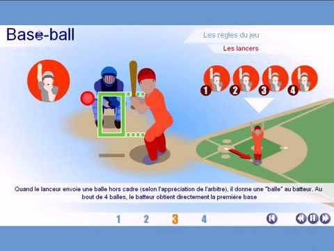 Правила игры в бейсбол