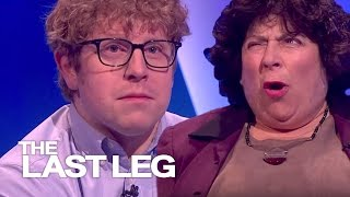 The Last Leg Loves Monkman - The Last Leg