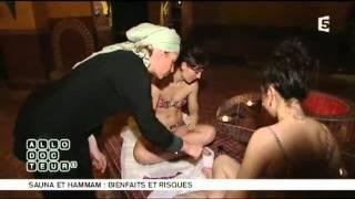 Vidéo Sauna et hammam