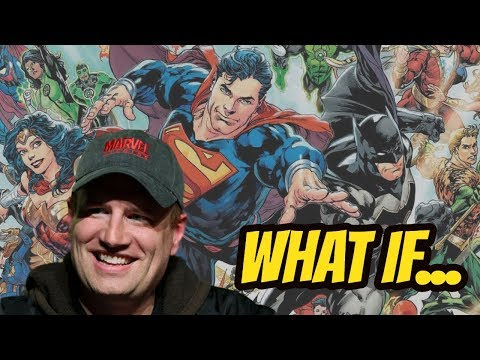 Speculation Talk: Warner Bros Sells DC Comics (and movie rights)