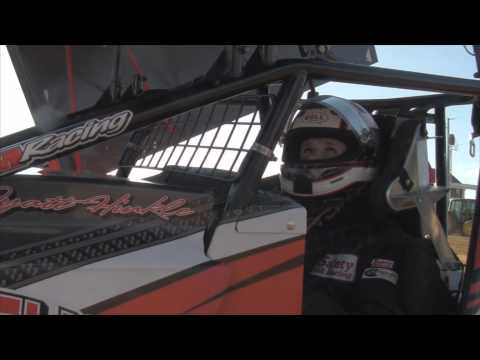 Trail-Way Speedway 358 Sprint Car Highlights 6-06-14