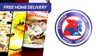 Pizza Cottage Inn ,TVC, Call us at  0333 3777717 Muskaan Advertising Company