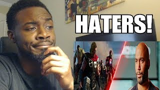 Marvel& 39 s Avengers Game Devs Respond To Haters REACTION & REVIEW