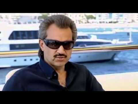 PRINCE ALWALEED BIN TALAL INTERVIEW ON BBC-WORLD