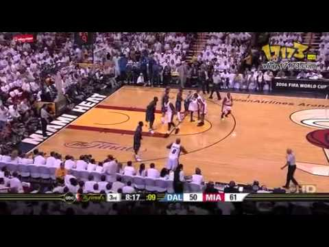 Dwyane Wade 2006 NBA Finals highlights