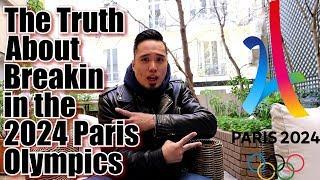 Fakty na temat Breakingu na Olimpiadzie w Paryżu 2024 - BBoy Dyzee