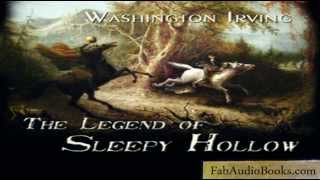 THE LEGEND OF SLEEPY HOLLOW by Washington Irving - complete unabridged audiobooks - FAB AUDIO BOOKS