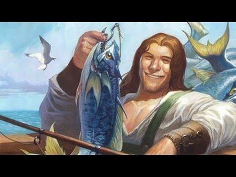 The Story of Nat Pagle [Hearthstone Lore]