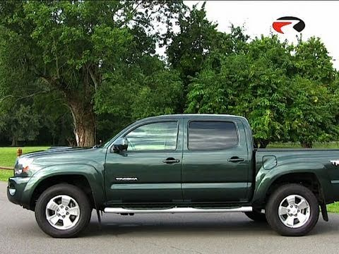Roadfly.com - 2009 Toyota Tacoma Double Cab - YouTube