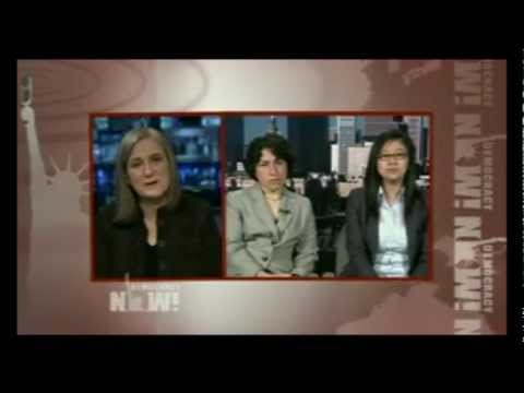 Democracy Now! - Mar. 6th, 2012 - Georgia Immigration Update: Azadeh and Keish (clip)