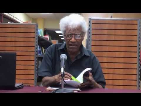 "George Lamming Launches ""Limbo - A Novel About Jamaica"""