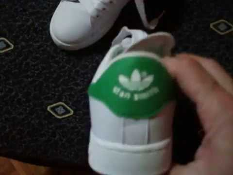 Riconoscere Adidas Stan Smith Contraffatte